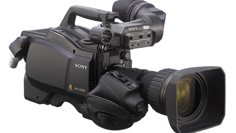 Studio and Broadcast Cameras